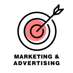 Marketing and advertising startups