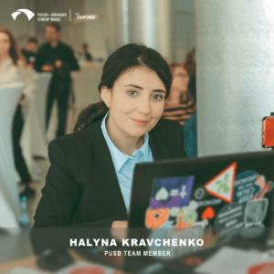 Halyna Kravchenko
