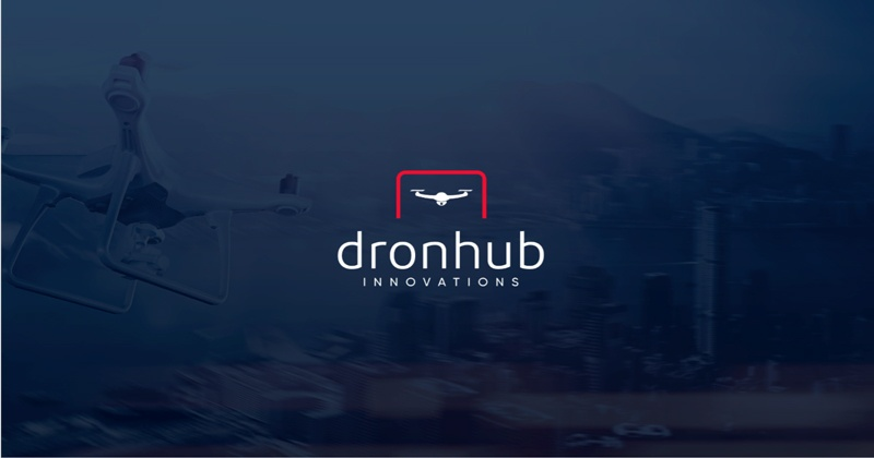 Dronhub innovations