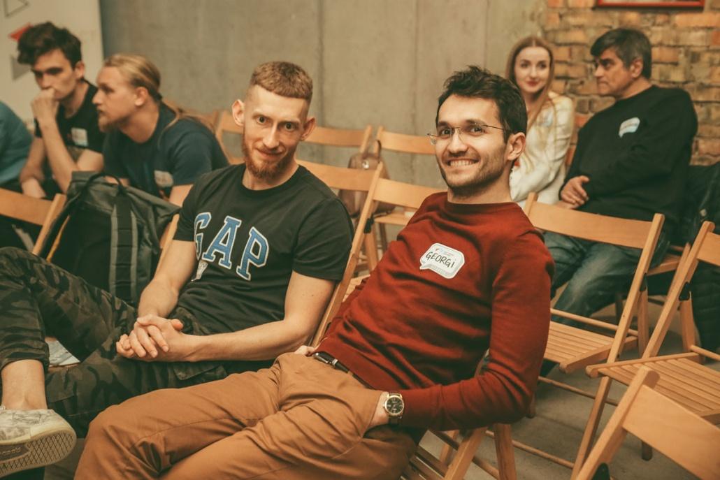 Polish - Ukrainian Startup Bridge meetup - competition participants