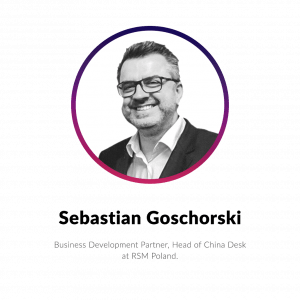 Sebastian Goschorski - Polish-Ukrainian Startup Bridge mentor