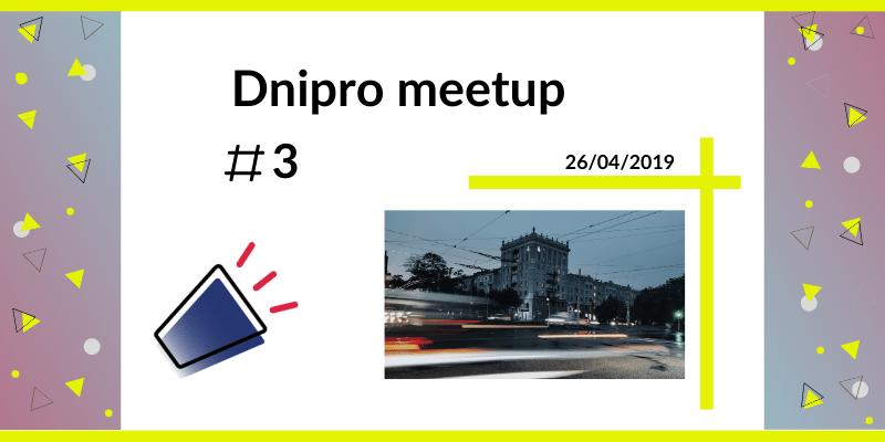 Polish-Ukrainian Startup Bridge meetup in Dnipro, Ukraine.