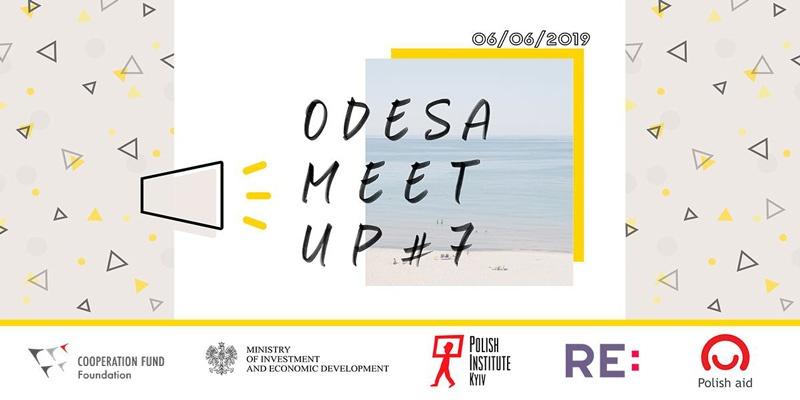 Polish-Ukrainian Startup Bridge meetup in Odessa, Ukraine.