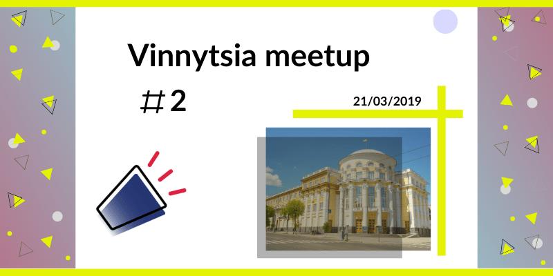 Polish-Ukrainian Startup Bridge meetup in Vinnytsia, Ukraine.