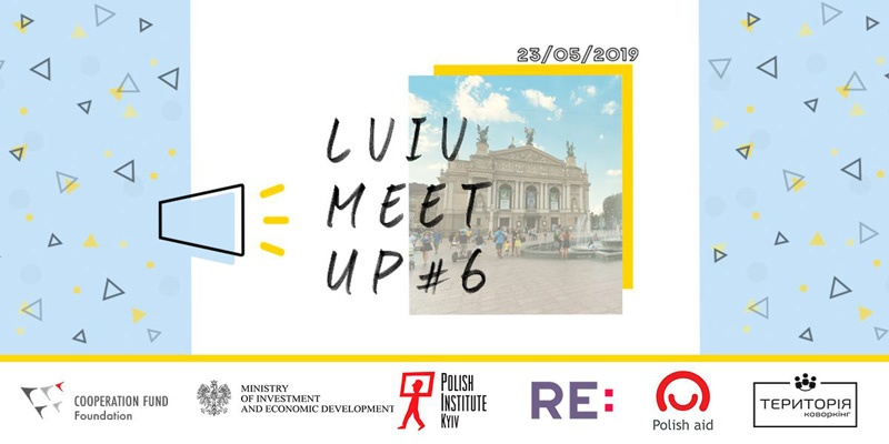 Polish-Ukrainian Startup Bridge meetup in Lviv, Ukraine.