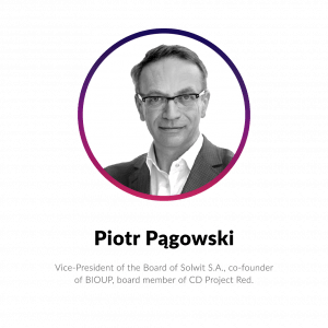 Piotr Pągowski - Polish-Ukrainian Startup Bridge mentor