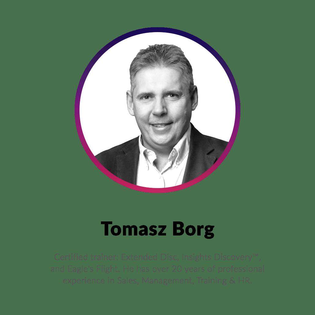 Tomasz Borg - Polish-Ukrainian Startup Bridge mentor