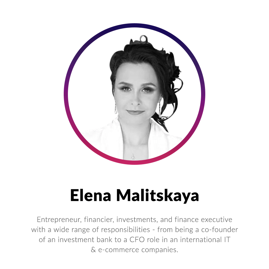 Kyiv Tech Hub 2020 speaker - Elena Malitskaya