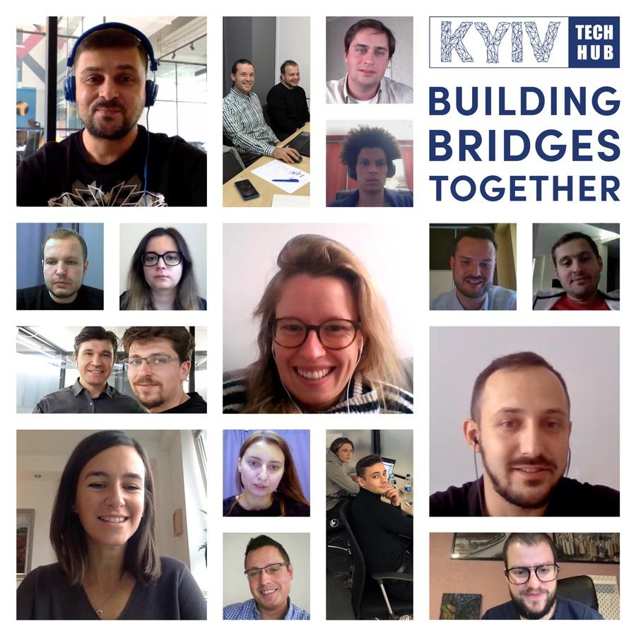 Kyiv Tech Hub - 1:1meetings with investors
