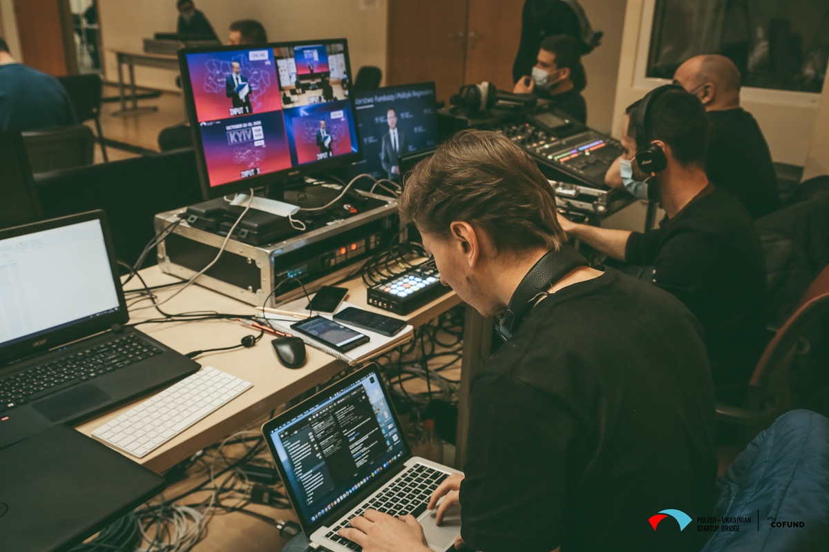 Kyiv Tech Hub 2020 conference