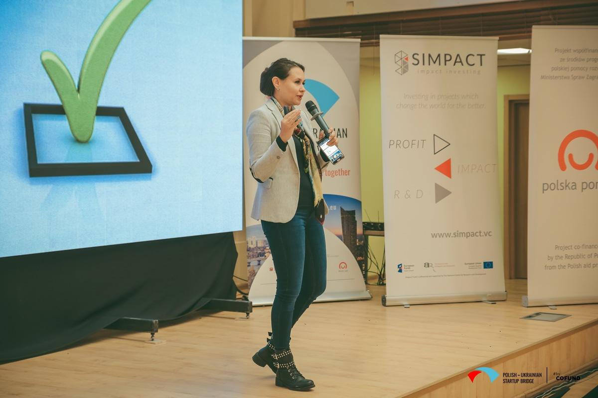 Kyiv Tech Hub 2020 - Elena Malitskaya, speaker presentation